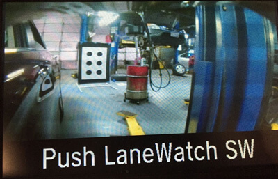 LaneWatch Camera