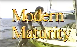 Video: AARP Modern Maturity – 1985 TV show Clip at MWI